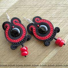 .soutache - earrings :)