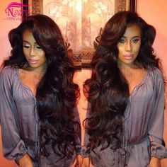 Brazilian Virgin Hair http://mobwizard.com/product/7a-brazilian-virgin-32489033609/