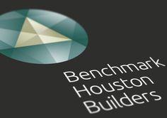 Benchmark Houston Builders by Matt Vergotis, via Behance // de muito bom gosto