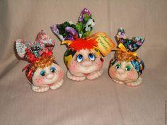 Купить Мешочек счастья - куклы из капрона, счастье, счастье в дом, комбинированный, сувениры и подарки, мешочек