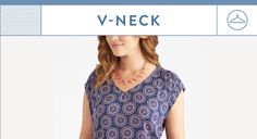 This top and necklace are AWESOME !!!