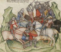 1380-1385, Italien