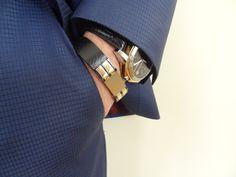 Men's Black Leather STAINLESS STEEL Bracelet Men's #bracelet #for #summer #fashion