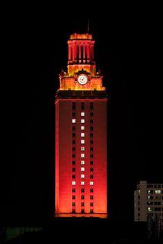 hook 'em! I miss living in Austin.