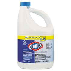 With A Concentration Level Of It Is EPA Registered To Kill More Organisms Than Original Ultra Clorox Germicidal Bleach As Well Private Label