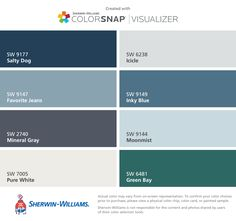I Found These Colors With Colorsnap Visualizer For Iphone By Sherwin Williams Meditative Sw