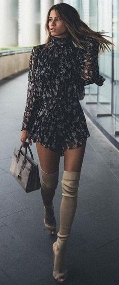 #summer #lovely #outfits |  Floral Romper