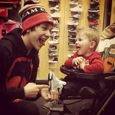austin and his cousin