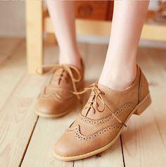 Vintage Oxford Heels on Storenvy