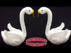 Crochet Birds, Crochet Toys, Knit Crochet, Crochet Sunflower, Knitted Animals, Doilies, Diy And Crafts, Crochet Patterns, Wool