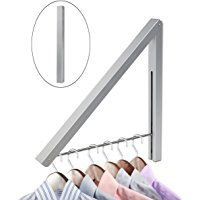 Alumimum Wall Adjustable Clothes Hanger Rack Bracket For Laundry  Organization In Home U0026 Garden, Household Supplies U0026 Cleaning, Home  Organization, ...