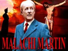 Dr.Malachi Martin-Plány OSN a Vatikánu