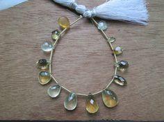 Full Strand Multi Gemstone  Genuine Beads  100% by JaiVyavsayBeads