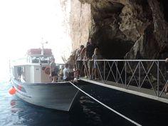 Bootsausflug von Alghero in die Grotte di Nettuno.