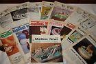 16 Vintage Mailbox Mail Box News Food Magazines 1970's Bake Cook Cake - http://books.goshoppins.com/cookbooks-food-wine/16-vintage-mailbox-mail-box-news-food-magazines-1970s-bake-cook-cake/