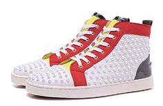 Men White Spike Lover Sneakers (9 US / 42 EUR) KOKOSHELL https://www.amazon.com/dp/B06Y15KGVZ/ref=cm_sw_r_pi_dp_x_kyggzbG0B7C1H