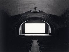 Hiroshi Sugimoto: Theaters Series