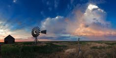 Eastern Plains of Colorado - Landscape Photography by Rick Louie