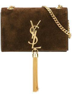 Saint Laurent сумка на плечо 'Kate Monogram'