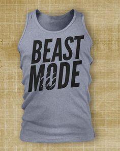 Beast Mode Claw Shirt Men's Tank