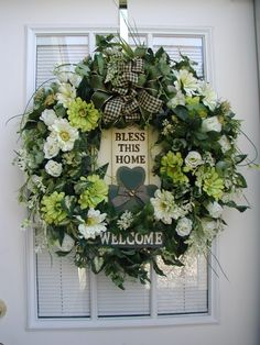 Irish Welcome Bless This Home