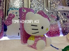 Hello Kitty iphone 4 case iphone 4s case iphone by Tomfashionplace, $34.00