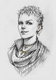 Mistle by Anastasia Kulakovskaya (Witcher)