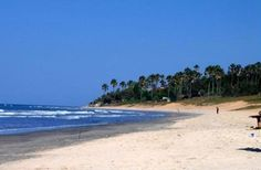 The Gambia beach - just beautiful