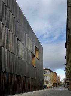 Galería de Museo Arqueológico de Vitoria / Francisco Mangado - 6