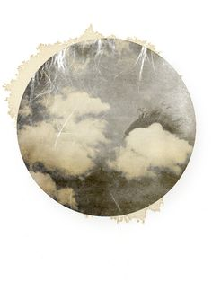 archaeoastronomy: DB Dot Chad Hagen (by DixonBaxi) Art And Illustration, Claude Monet, Art Design, Graphic Design, Bleu Pastel, Inspiration Art, Sky And Clouds, Mellow Yellow, Art Plastique