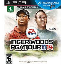 Tiger Woods PGA Tour 14 for Sony PS3