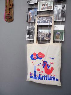Playtime Paris tote bag