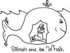 jonah and the whale crafts for kids - Bing Images