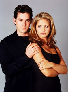 Xander & Buffy