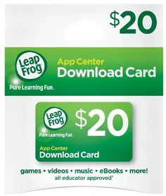 $20 LeapFrog Digital Download Card Only $9.99 - http://www.swaggrabber.com/?p=284647