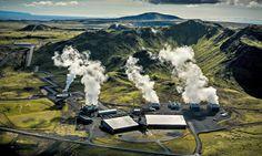 ♻ Quina bona noticia! Inaugurada a Islàndia la primera central elèctrica d'emissions negatives del món. Per primera vegada al món una planta per a la generació d'energia captura CO2, el converteix en un mineral sòlid i, així, permet l' emmagatzematge permanent i evita el seu alliberament a l'atmosfera. Aquesta solució pionera aspira a contribuir a l'objectiu assolit a la Cimera del Clima de París per limitar a un màxim de dos graus la pujada de la temperatura a la fi de segle. Vols saber…