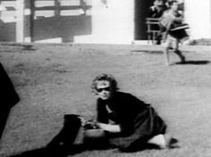 Eyewitness Cheryl McKinnon: 'Myself and dozens of others standing nearby turned in horror towards the back of the grassy knoll where it seemed the shots had originated. Puffs of white smoke still hung in the air.' www.lberger.ca