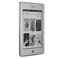 Kindle Touch e-reader  http://useth.at/au9b2