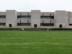 Louis Kahn | Instituto Biomédico   Salk | La Joya, Estados Unidos |