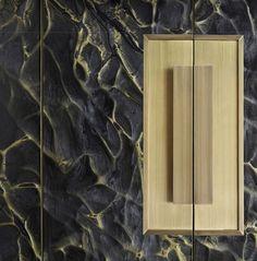 Internal Door Handles, Cabinet Door Handles, Internal Doors, Door Knobs, Id Design, Make Design, Adams Homes, Door Detail, Tv Cabinets