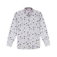 Men's Ted Baker Vivaldy floral printed shirt, Grey