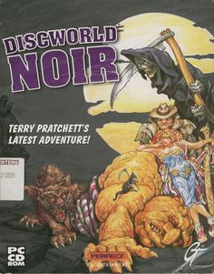 DISCWORLD NOIR +1Clk Windows 10 8 7 Vista XP Install