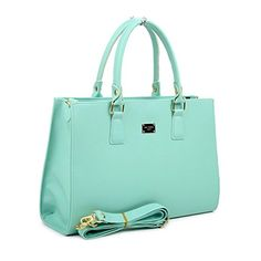 Copi Women's Modern Deluxe Simple Leather Top Handle Handbag And Shoulder Bag One Size Mint Copi http://www.amazon.com/dp/B00ZRYE7B2/ref=cm_sw_r_pi_dp_fyeuwb15MY0V9