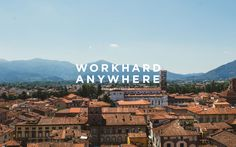 Lucca - Work Hard Anywhere | WHA — Laptop-friendly cafes and spaces. (Wifi, outlets, seating, and more)