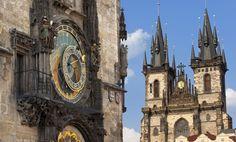 Староместская площадь — старинная площадь Праги, расположенная в историческом центре города