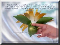 Metal Flower Art Flower aluminum Flower Daisy by GreenspaceGardens