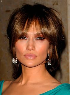 Celebrity Hairstyle: Beutiful Hairstyle Of Jennifer Lopez Picture Gallery