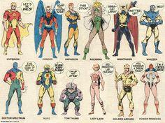 Escadron Suprême Comic Book Superheroes, Superhero Characters, Comic Book Characters, Comic Character, Comic Books Art, Comic Art, Character Design, Marvel Comic Universe, Marvel Comics Art