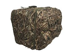 Ducks Unlimited Blades Insulated Kennel Cover, Medium   http://huntinggearsuperstore.com/product/ducks-unlimited-blades-insulated-kennel-cover-medium/