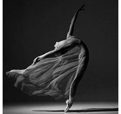 Dancing is letting loose and pausing the brain. There's no thinking involved other than letting your body ride the music waves.